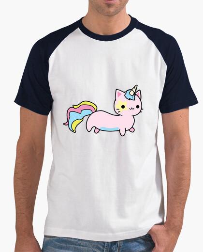 Camiseta Cat Unicorn Cute