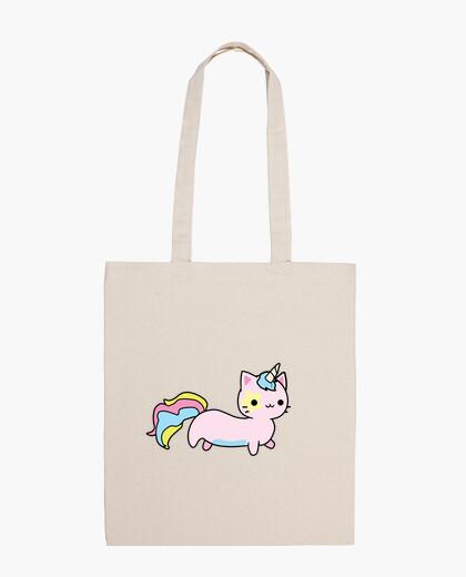 Bolsa Cat Unicorn Cute