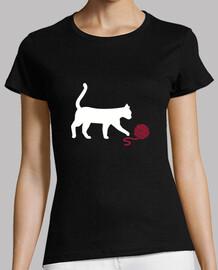 cat wool