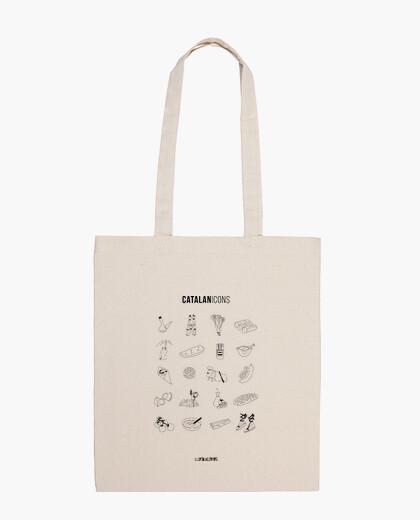 Bolsa Catalan Icons BAG