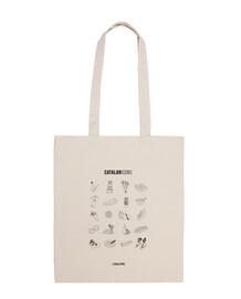 Catalan Icons BAG
