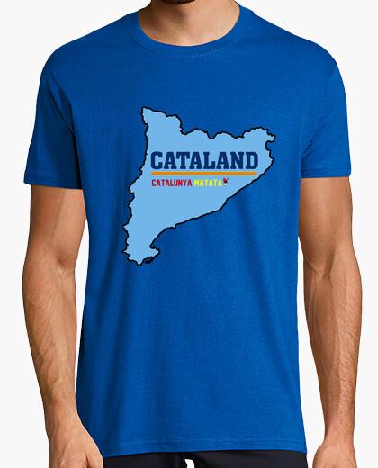 T-shirt Cataland
