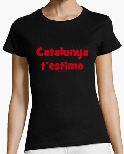 Catalonia testimo t-shirt