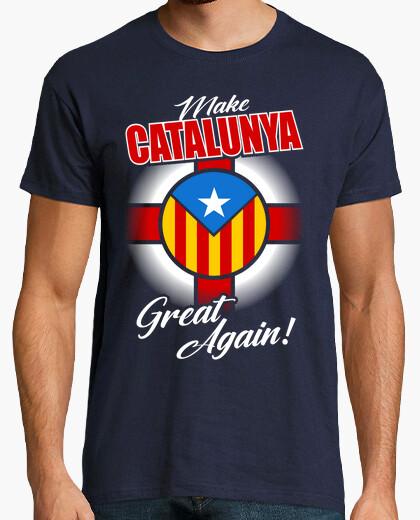 T-shirt catalunya
