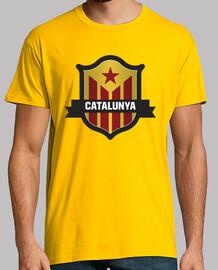 Catalunya escut estelada