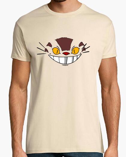 Camiseta Catbus Smile