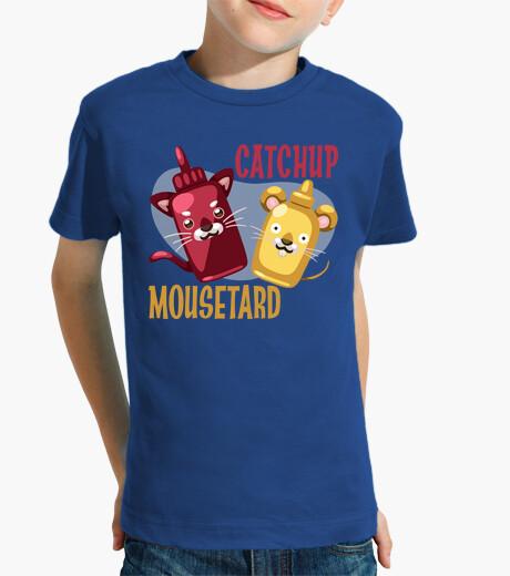 Ropa infantil Catchup & Mousetard