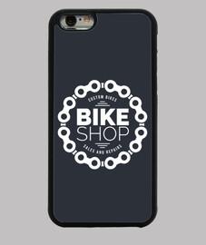 catena di negozio di bici