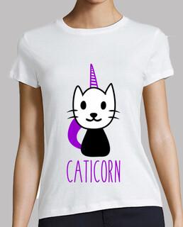 caticorn: einhorn katze