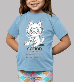 catione - gattoto scienza