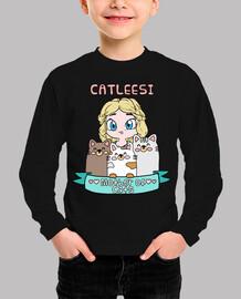 Catleesi. Kawai Mother Of Cats