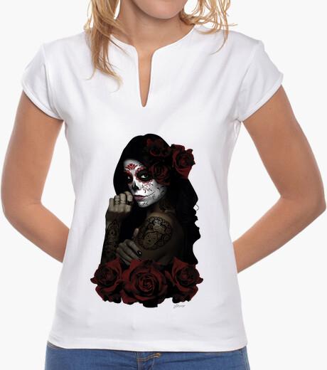 Camiseta catrina