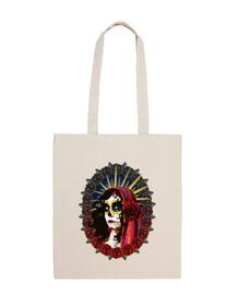 catrina mexican skull and roses !!!