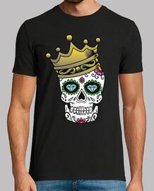 catrina with crown / katrina / calaca