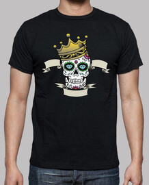 catrina with crown and bands