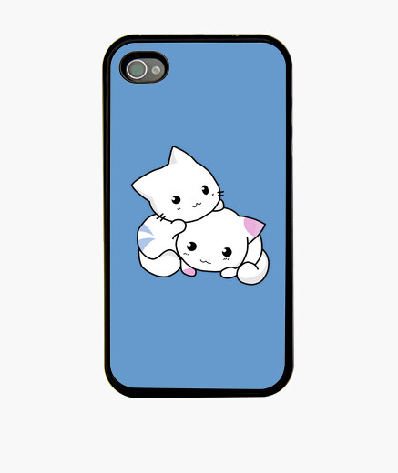 Cover iPhone cats in amore iphone 4 / 4s