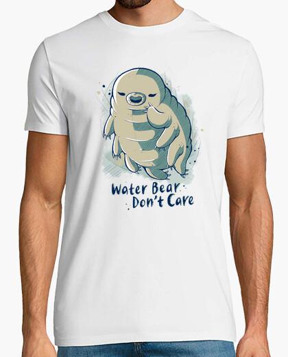 T-shirt cattivo tardigrado