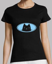 catwoman courte à manches