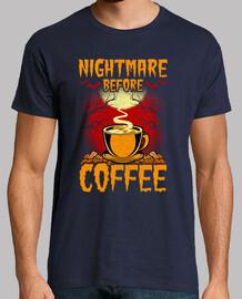 cauchemar avant le coffee halloween