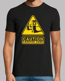 caution creeper zone (nero)