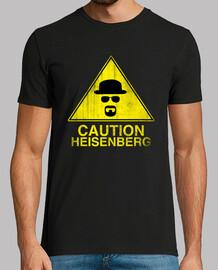 Caution! Heisenberg!