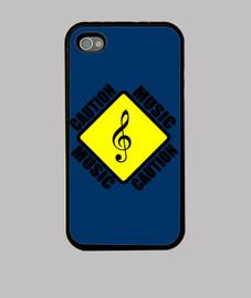 Caution Music