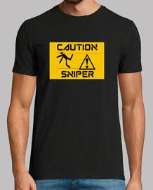 Caution Sniper!