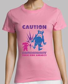 Caution... Toxic Kids!