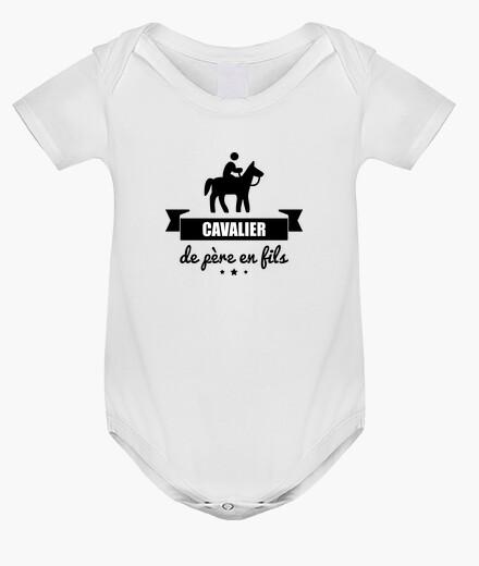Vêtements enfant Cavalier de père en fils