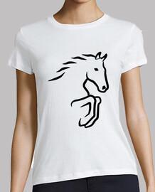 cavallo che salta