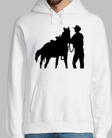 cavallo da cowboy