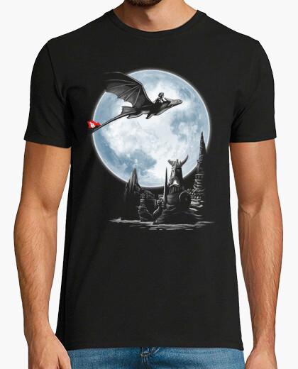 T-shirt cavalluccio notturna