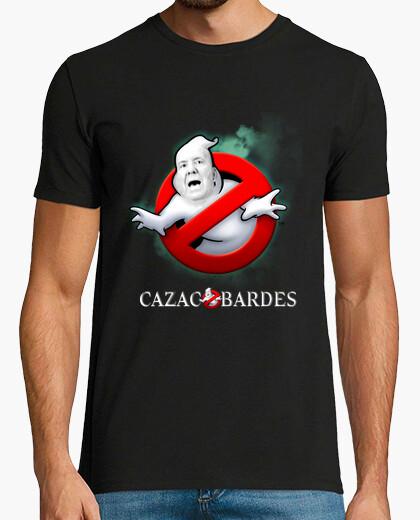 Camiseta CAZACOBARDES ( Chiquito vs Cazafantasmas