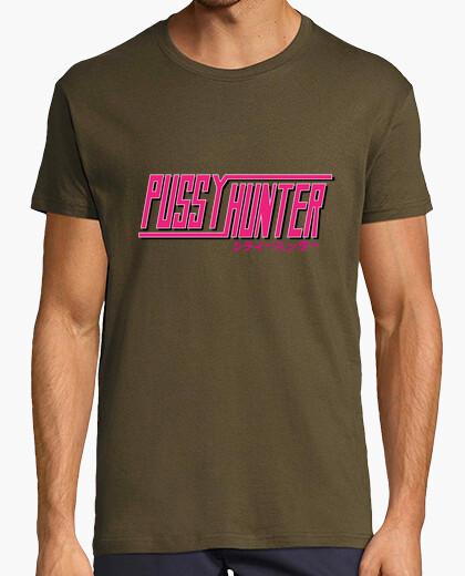 Camiseta cazador coño