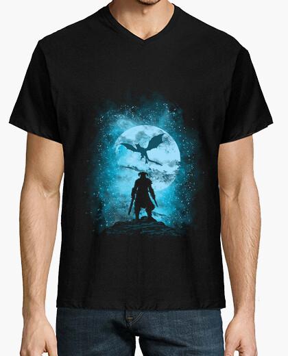 Camiseta cazador de dragones