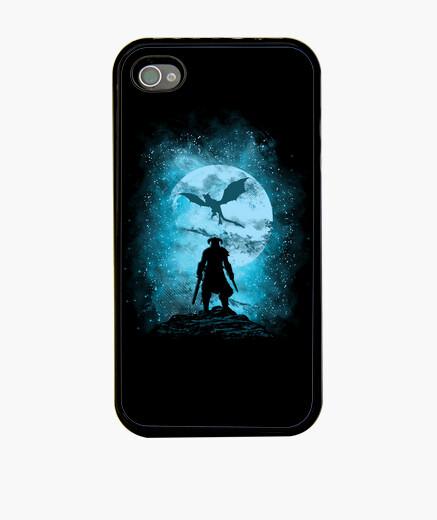 Funda iPhone cazador de dragones