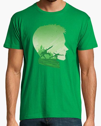 Camiseta cazador de piratas zoro