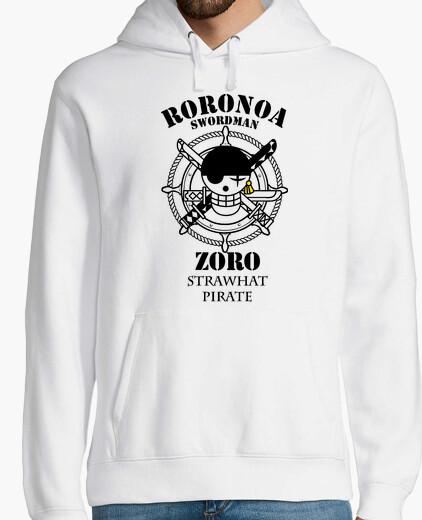 Jersey cazador piraten logotipo de roronoa zoro