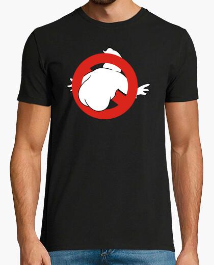 Camiseta Cazafantasmas Culo