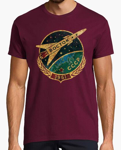 Tee-shirt cccp boctok 1961