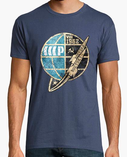 Camiseta CCCP Boctok 1962