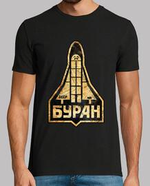 CCCP Bypah Space Shuttle Black