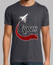 CCCP BYPAH Space Shuttle Flag