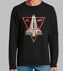 CCCP BYPAH Space Shuttle Triangular Ins