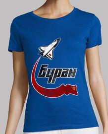 cccp drapeau de navette spatiale bypah