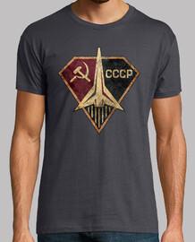 cccp fusée héros
