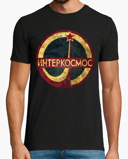 T-shirt cccp interkosmos v02