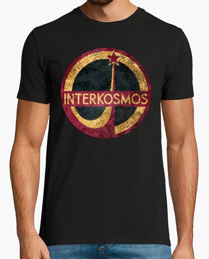 Tee-shirt cccp interkosmos v03