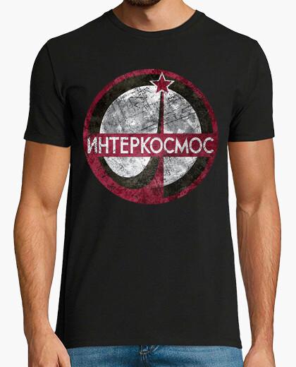Tee-shirt cccp interkosmos v04