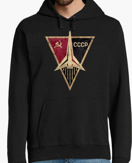Jersey CCCP Rocket Triangular Emblem